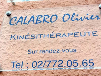 Calabro Olivier - Le cabinet